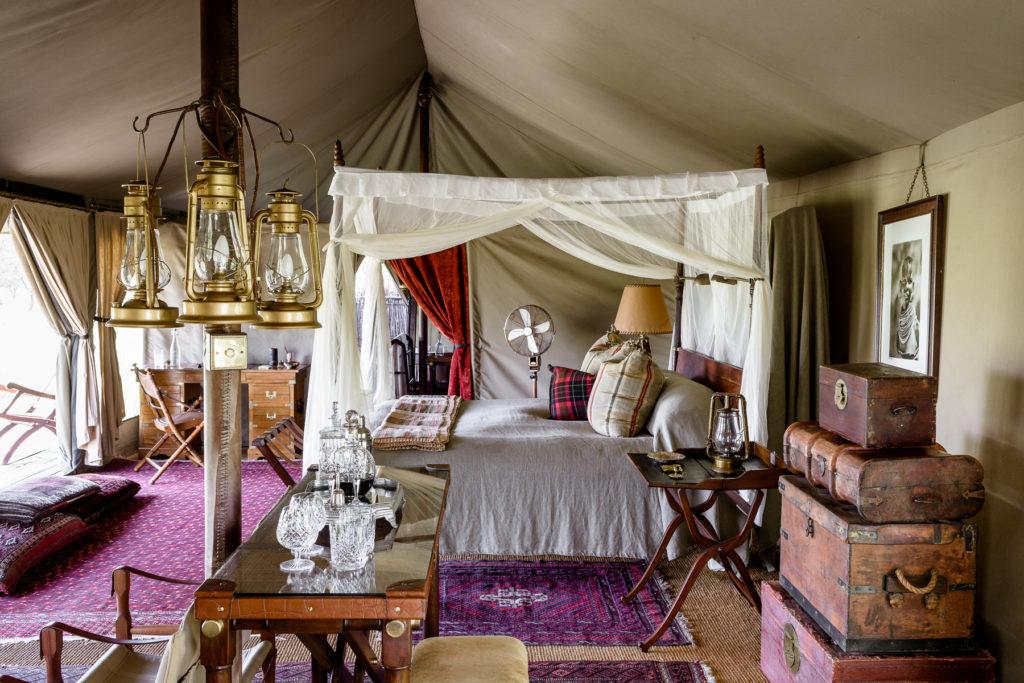 Sabora luxurious tent